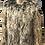 Thumbnail: Vintage Woven Fox Fur Jacket
