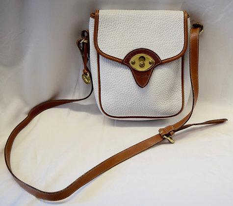 Vintage Donney & Bourke White Leather