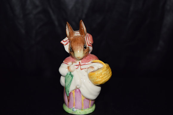 Beatrix Potter's Mrs Rabbit