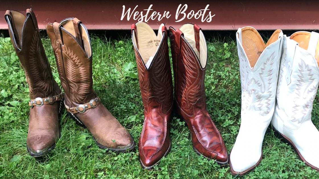 Western Cowboy Boots