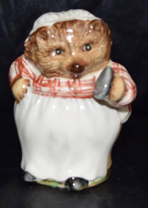 Beatrix Potter's Mrs Tiggy Winkle