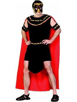 Aztec Warrior Adult Costume Medium