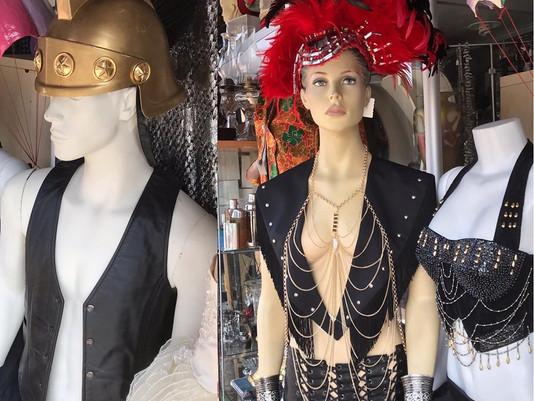 Festival Season Clothing & Accessories