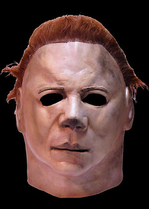 Halloween II Officially Licensed Deluxe Mask