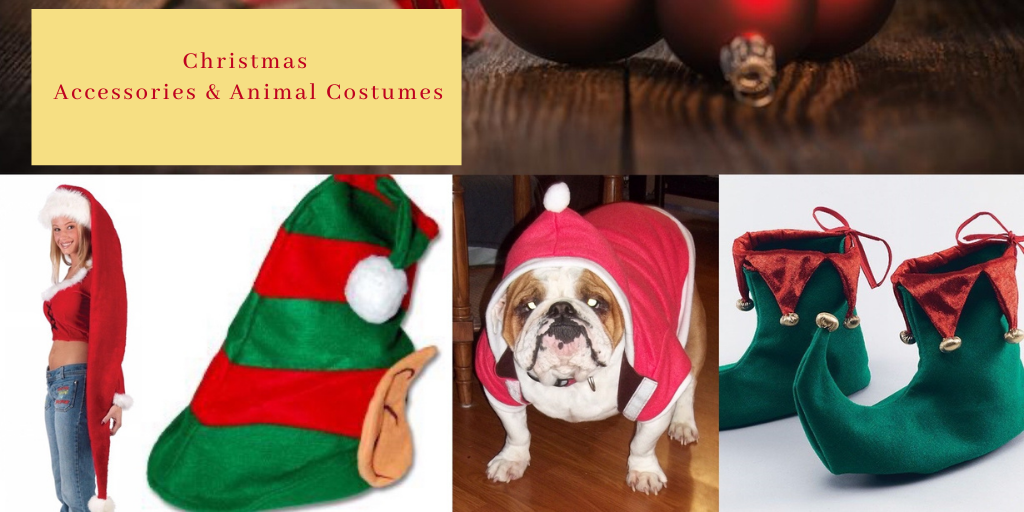 Christmas Accessories & Animal Costumes