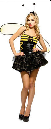 Lip Service Busy Bee Adult Costume XXL