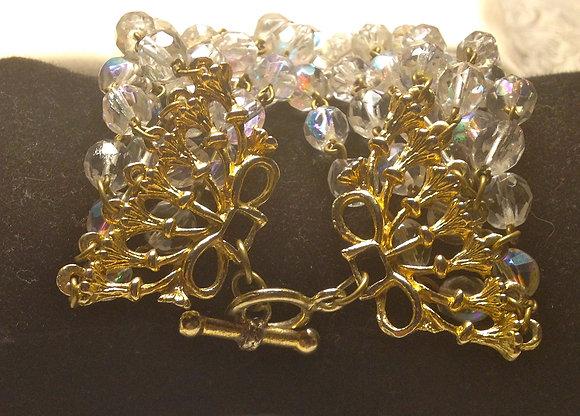 Designer Art Crystal Style Bracelet