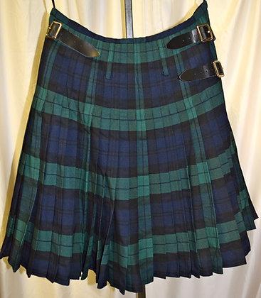 "The Kilt ""Black Watch"" Scottish Kilt"