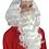 Thumbnail: Plus Size Regency Plush Santa Suit - Size 50-54