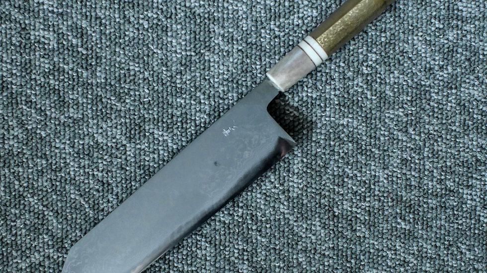 Brass Chef's Knife