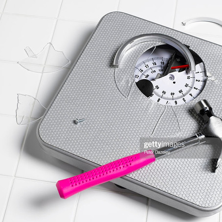 5 reasons to ditch the scales!