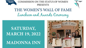 Wall of Fame March 19, 2022