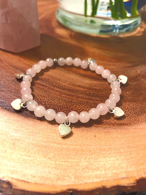 Heart Space Bracelet