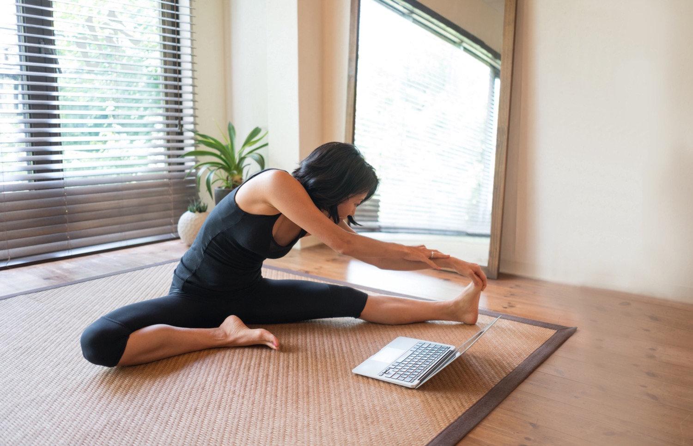 Private Zoom Yoga Session