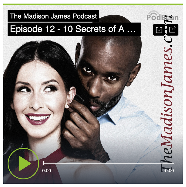 PODCAST: 10 Secrets of A Badass Woman + Bonus Content