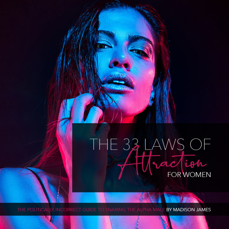New eBook: The 33 Laws of Attraction for Women
