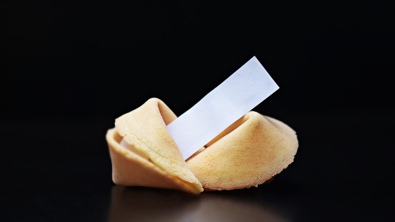 What Do Fortune Cookies And Bad Sex Have In Common?