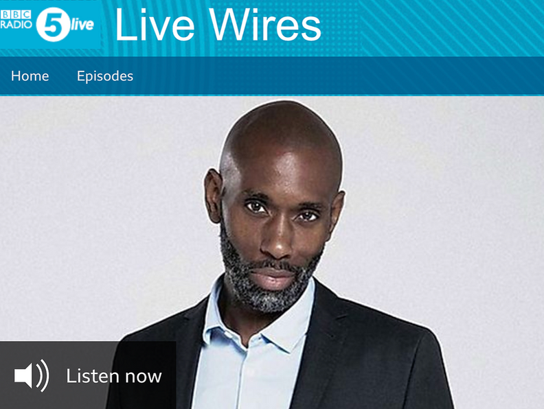 BBC Radio 5 Live Interview