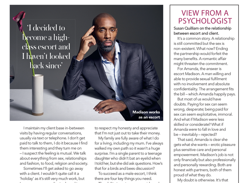 Woman & Home Magazine Interview