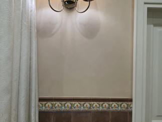 Ванная 1-й этаж