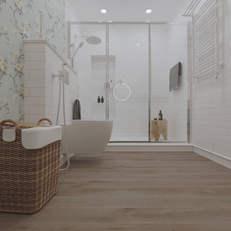 Проект: Квартира 2-х этажная,  195 м.кв. г. Геленджик, Островского 