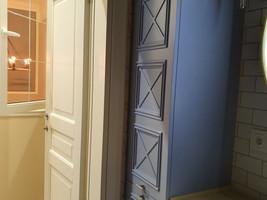 Санузел в спальне 2-этаж