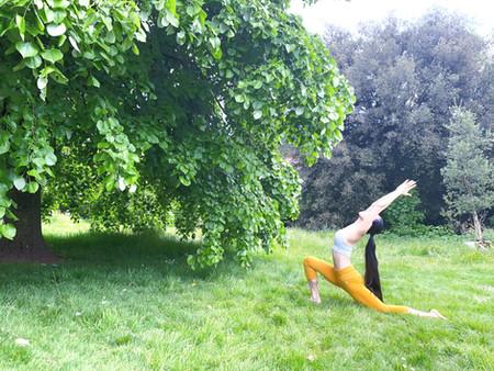 Chakra Yoga Flow Class