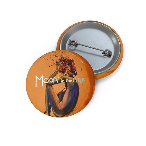 Mountain Girl Pin