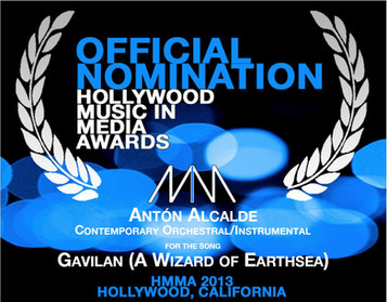 Official nomination to HMMA