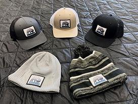 Laramigo Hats.JPG