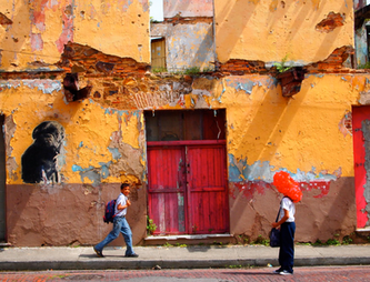 """""""Casco Viejo, Panama City"""" by Kent MacElwee is licensed under CC BY 2.0"""