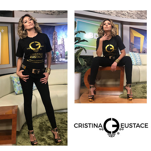 Camiseta Cristina Eustace