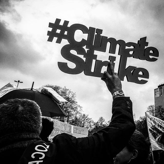 Student #climatestrike #climatechange