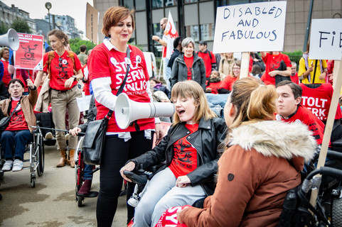 'Disabled and Fabulous'