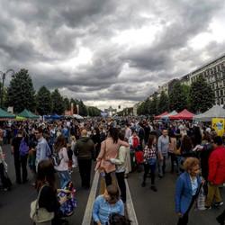 Tervueren street festival Brussels