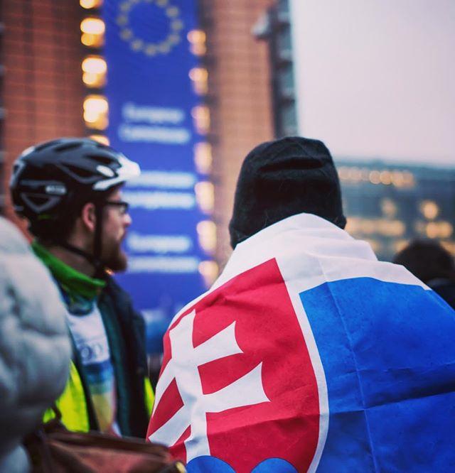 #allforjan from Brussels