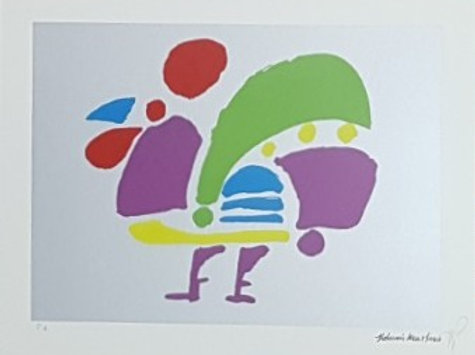 Aldemir Martins - Galinho - Parcele em até 10x no Cartão