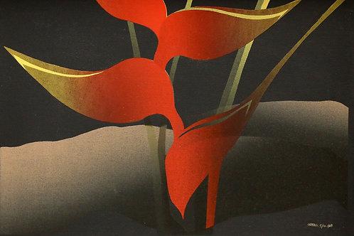 P. Checcacci - Study in Red - Parcele em até 10x no Cartão