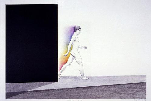 Antonio Peticov - Morning Walk - Parcele em até 10x no Cartão