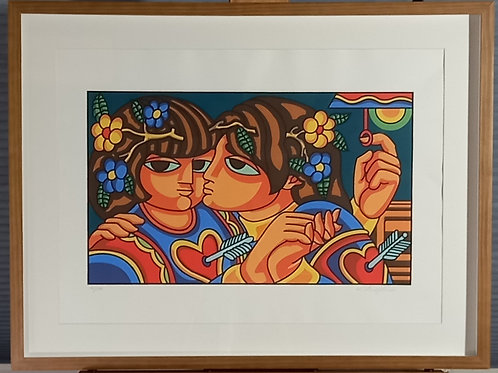 W. Virgolino - Namorados -Parcele em até 10 x no Cartão.