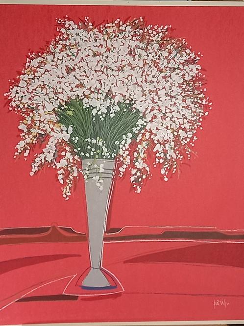 Ivã Volpi - Buquet de Flores -Parcele em até 10 x no Cartão