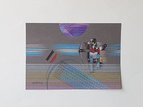 Braz Dias - Grav I-  10 x R$ 40,00 no Cartão