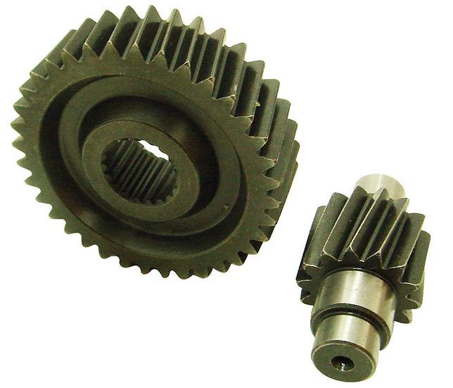 NCY Gear Wheel  (14*36, 37, 38);GY6