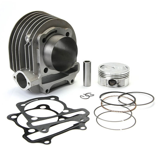 NCY Cylinder Kit (Aluminum, 61mm, 171cc) Genuine/GY6