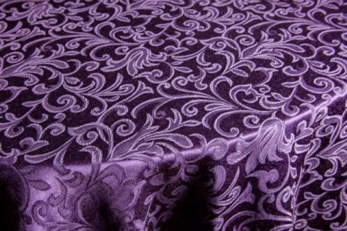 Specialty Somerset Damask Purple