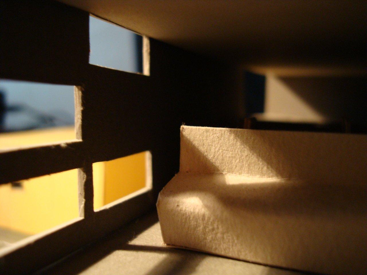 Bar Module Interior View