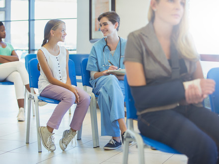 LET'S TALK ABOUT OPTIMIZING YOUR VISIT TO THE DOCTOR