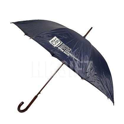 """23"""" Wooden Umbrella"""