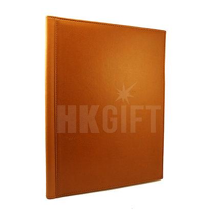 Genuine Leather Folder