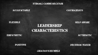 Leadership Characteristics to be a Successful Leader